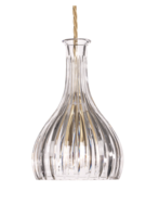 Bell Decanterlight Straight hanglamp Lee Broom