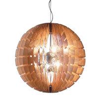 Helios wood hanglamp B.lux