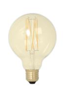 Led filament globe gold 4w e27 lichtbron Calex