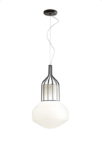 Aérostat hanglamp Fabbian
