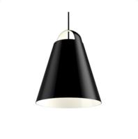 Above Ø 25 cm hanglamp Louis Poulsen
