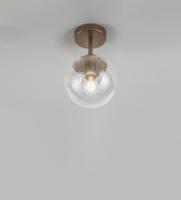 Global 31 plafondlamp Metal Lux