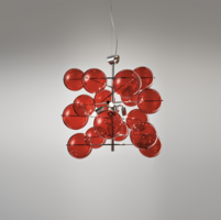 Atom 14 hanglamp Metal Lux
