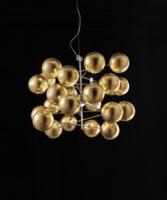 Atom 18 hanglamp Metal Lux