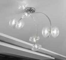 Dolce 08 plafondlamp Metal Lux
