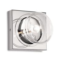 Capriccio wand/plafondlamp Metal Lux