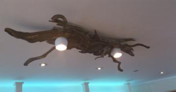 016 plafondlamp Lutcia Marechal
