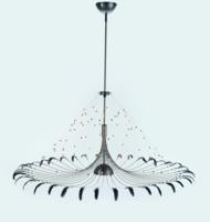 Bird Ø 105 cm hanglamp Quasar