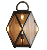 Muse large lantaarn vloerlamp Contardi