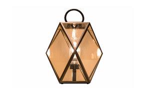 Muse small lantaarn buitenlamp vloerlamp Contardi