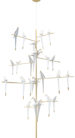 Moooi hanglamp Perch light Tree