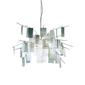 Zettel'z 5 hanglamp Ingo Maurer