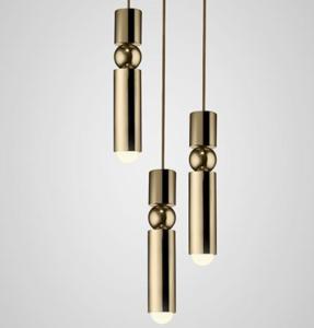 Fulcrum Chandelier set van 3 hanglamp Lee Broom