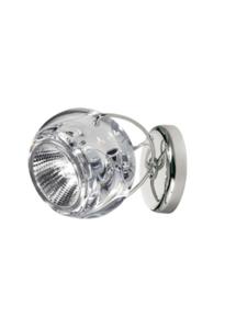 Beluga d57 g13  00 plafond/wandlamp Fabbian - sale