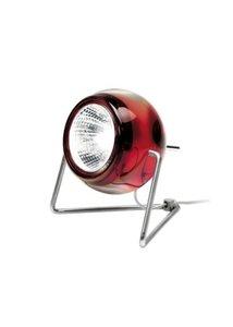 Beluga d57 b03 rood tafellamp Fabbian - sale