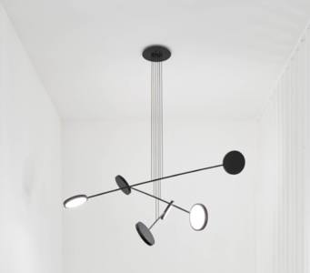 Mobi 2 arm hanglamp TossB