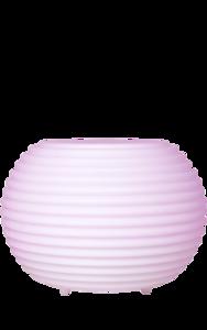 The.Pouf Bluetooth Speaker Lamp & Zitelement/Bijzettafel Nikki Amsterdam