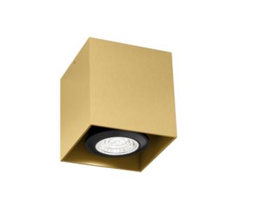 Box mini 1.0 GU10 opbouwspot Wever & Ducre