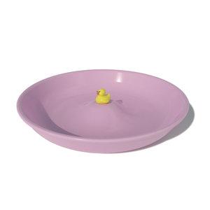 My Baby Duck bord  Roze
