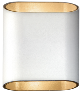 Trapz led 500lm warm white wandlamp Modular