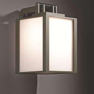 Goede Kabaz wall ip44 led buitenlamp - Modular - Mooi Verlichting WI-42
