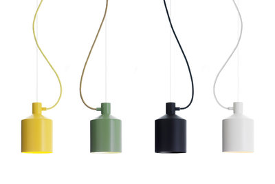 Hanglamp 5 Lampen : Zero hanglamp silo mooi verlichting