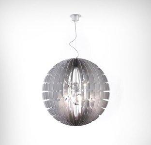 B.Lux - Helios aluminium - hanglamp - Mooi Verlichting