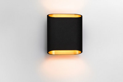 Trapz r7s halogeen wandlamp Modular