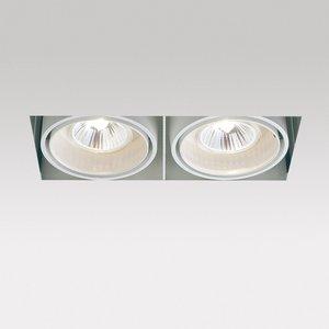 Deltalight Minigrid Trimless 2 Lichts 50 Hi Gu10
