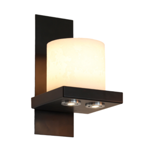 Candle fusion wandlamp stout
