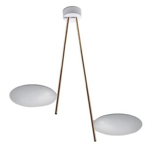 Catellani smith lederam c2 plafondlamp mooi verlichting - Vertigo verlichting ...