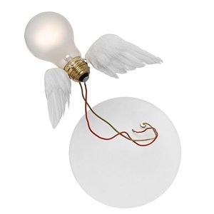Lucellino nt wandlamp Ingo Maurer