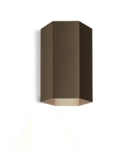 Hexo mini 1.0 GU10 wandlamp Wever & Ducre