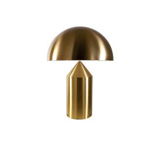 Atollo 238 OR goud tafellamp Oluce