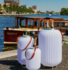 The.lampion M Bluetooth Speaker Lamp & Wijnkoeler Nikki Amsterdam_