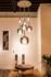 Meisje met de parel print met licht wandlamp Lumo _